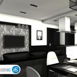 mieszkanie Warszawa - Studio GC